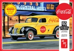 "1940 Ford Sedan ""Coca-Cola"" Delivery Van (1/25) (fs) <br><span style=""color: rgb(255, 0, 0);"">July, 2019</span>"
