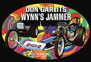 Don Garlits Wynns Jammer Dragster (1/25) (fs)