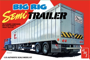 "Big Rig Semi Trailer (1/25) (fs)  <br><span style=""color: rgb(255, 0, 0);"">Just Arrived</span>"
