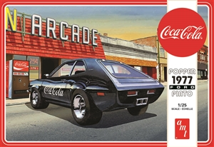 """Coca-Cola"" 1977 Ford ""Popper"" Pinto w/ Coke Machine (1/25) <br><span style=""color: rgb(255, 0, 0);""> Late January, 2020</span>"