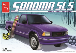 "1995 GMC Sonoma SLS Pickup (1/25) (fs) <br><span style=""color: rgb(255, 0, 0);"">October, 2019</span>"