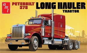 "Peterbilt 378 Long Hauler Semi Tractor (1/24) (fs)<br><span style=""color: rgb(255, 0, 0);"">Just Arrived</span>"