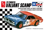 "Plymouth Valiant Scamp Kit Car (1/25) (fs) <br><span style=""color: rgb(255, 0, 0);"">Just Arrived</span>"