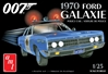 "1970 ""007"" Ford Galaxie 4-door Police Car Interceptor (2 'n 1) Stock or Police (1/25) (fs)  <br><span style=""color: rgb(255, 0, 0);""> Just Arrived</span>"