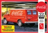 "1977 Ford Van with ""Coca-Cola"" Vending Machine and Crates (1/25) (fs)<br><span style=""color: rgb(255, 0, 0);"">Just Arrived</span>"