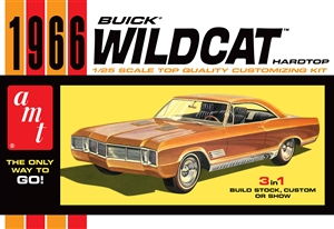 "1966 Buick Wildcat (3 'n 1) (1/25) (fs) <br><span style=""color: rgb(255, 0, 0);"">February, 2020</span>"