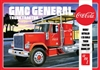 "1976 GMC General ""Coca-Cola"" Semi Tractor (1/25) (fs) Damaged Box"