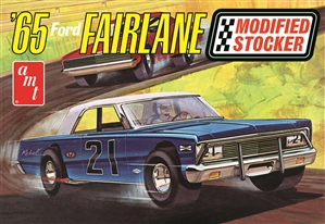 "1965 Ford Fairlane Modified Stocker (1/25) (fs)<br><span style=""color: rgb(255, 0, 0);"">Just Arrived</span>"