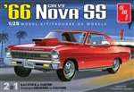 "1966 Chevy Nova SS (2 'n 1)  (1/25) (fs)  <br><span style=""color: rgb(255, 0, 0);""> Just Arrived</span>"