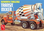 "Kenworth Challenge Transit Cement Mixer (1/25) (fs)<br><span style=""color: rgb(255, 0, 0);""> Just Arrived</span>"