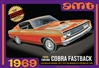 "1969 Ford Torino Cobra Fastback (1/25) (fs) <br><span style=""color: rgb(255, 0, 0);"">Just Arrived</span>"