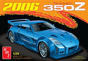 "2006 Nissan 350Z (1/25) (fs) <br><span style=""color: rgb(255, 0, 0);"">Just Arrived</span>"