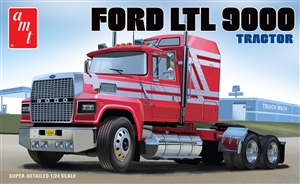 "Ford LTL 9000 Semi Tractor (1/24) (fs)<br><span style=""color: rgb(255, 0, 0);"">March, 2021</span>"