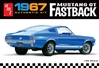 "1967 Ford Mustang GT Fastback (1/25) (fs)  <br><span style=""color: rgb(255, 0, 0);"">May, 2021</span>"