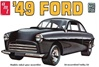1949 Ford Coupe Club Coupe (2 'n 1) Stock or Custom (1/25) (fs)