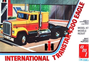 International Transtar 4300 Eagle Conventional (1/25) (fs) Damaged Box