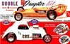 Fiat AA Altered Double Dragster (Trophy Series)  (1/25) (fs)