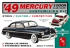 1949 Mercury Coupe (3 'n 1) Customizing Kit (1/25) (fs)