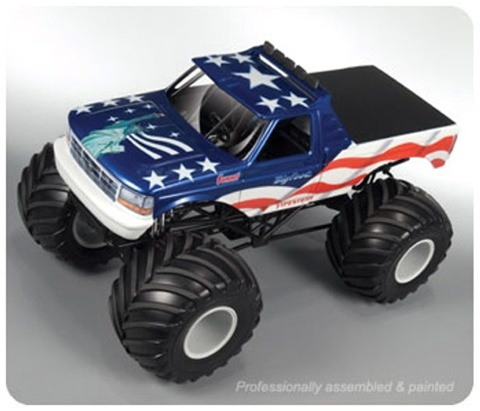 bigfoot monster truck 1 25 fs. Black Bedroom Furniture Sets. Home Design Ideas
