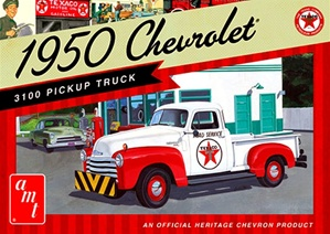 "1950 Chevy ""Texaco"" Pickup (1/25) (fs)"