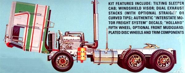 Kenworth K123 Cabover (1/25) (fs)