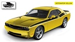 2010 Dodge Challenger RT Promo -Detonator Yellow (1/25) (fs)
