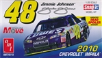 2010 Jimmie Johnson Chevrolet Impala COT with Updated Spoiler or Wing - Snap (1/25) (fs)