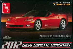 2012 Corvette Convertible (1/25) (fs)