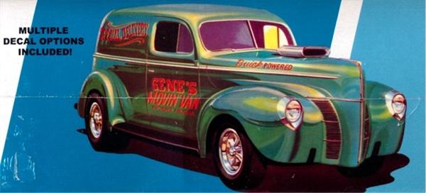 1940 ford  u0026quot gene winfield u0026quot  sedan delivery  2  u0026 39 n1  street or drag  1  25   fs
