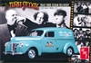 "1940 Ford ""Three Stooges"" Sedan Delivery (1/25) (fs)"