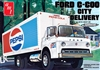 Ford C-600 Pepsi City Delivery Truck (1/25) (fs)