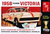 1956 Ford Victoria Hardtop  (3 'n 1) Stock, Custom, Racing (1/25) (fs)
