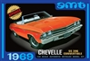1969 Chevrolet Chevelle SS 396 Convertible (1/25) (fs)