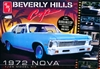 "1972 Chevy Nova (2 'n 1) Stock or Pro-Stock  ""Beverly Hills Cop"" (1/25) (fs)"