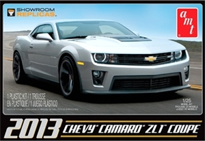 2013 Chevy Camaro Showroom Replica - Promo Style Kit (1/25) (fs)