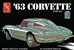 1963 Corvette Stingray Split-Window Coupe (3 'n 1) (1/25) (fs)