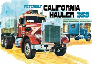 "Peterbilt ""California Hauler"" 359 (1/25) (fs)"