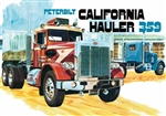 "Peterbilt ""California Hauler"" 359 with Limited Edition Gofer Racing Decal (1/25) (fs)"