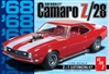 1968 Camaro Z28 (2 'n 1) Stock or Wild Custom (1/25) (fs)