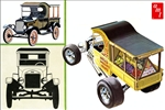 1925 Ford T Fruit Wagon (1/25) (fs)