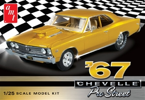 1967 Chevy Chevelle Pro Street (1/25) (fs)