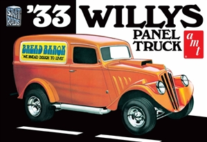 "1933 Willys Panel ""Full Detail Kit"" (1/25) (fs)"
