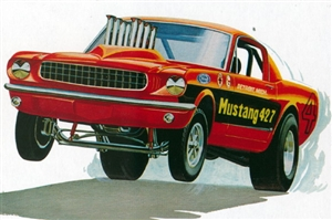 1965 Ford Mustang Funny Car (1/25) (fs)