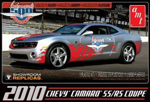 2010 Chevy Camaro RS/SS Indy 500 Pace Car (1/25) (fs)