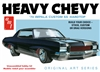 1970 'Heavy Chevy' Impala (1/25) (3 'n 1) Stock, Custom, or Drag (fs)