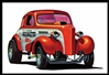 Gas Master 1937 Chevy Coupe (1/25) (fs)