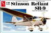 1937 Stinson Reliant Airplane SR-9 (1/48) (fs)