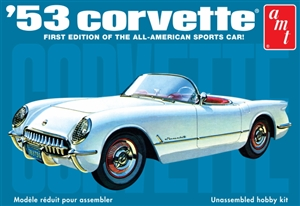 1953 Chevy Corvette (1/25) (fs)