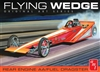 "AMT Flying Wedge Rear Engine AA/Fuel Dragster ""New Tooling""  (1/25) (fs)"
