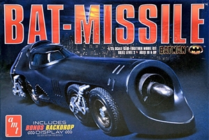 Batmissile from Batman Returns (1/25) (fs)